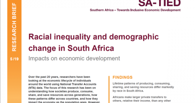 SA-TIED Research Brief 2019/5