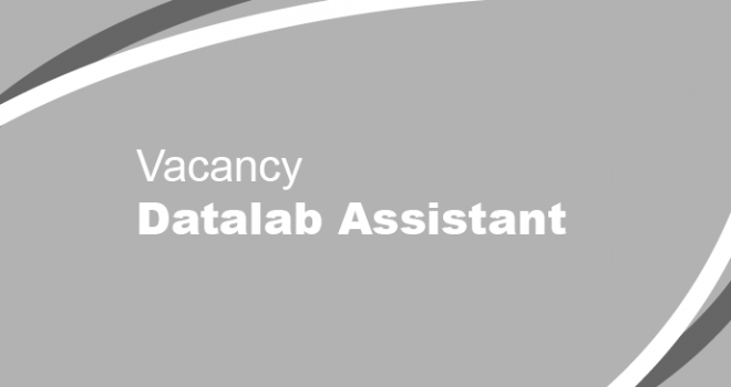 Vacany Datalab Assistant